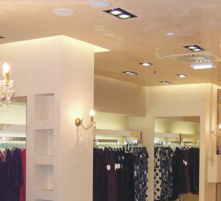 Rūbų parduotuvė PC OZAS