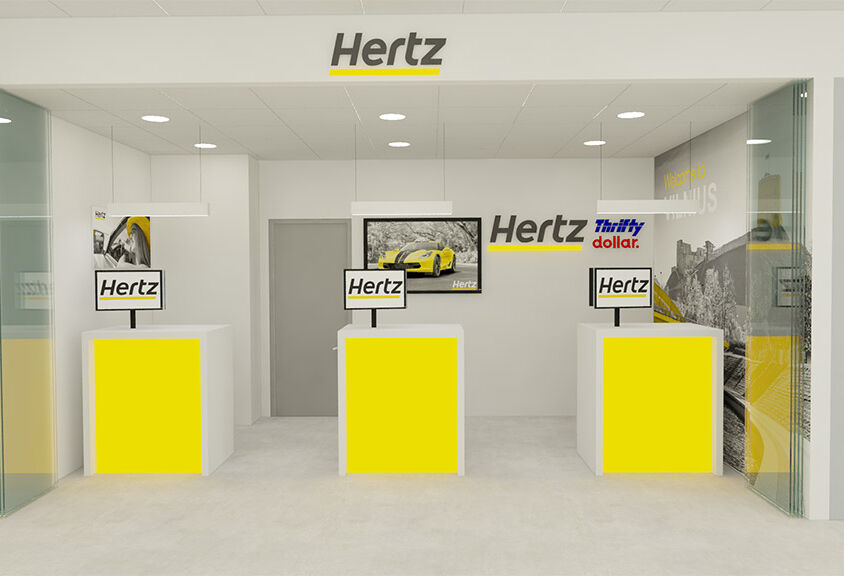 Autonuomos kompanija HERTZ